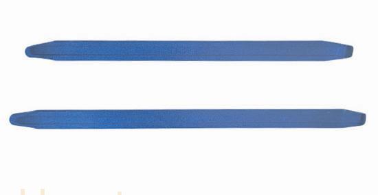 16-28寸喷涂蓝色轮胎撬板