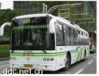 超级电容快速充电公交车