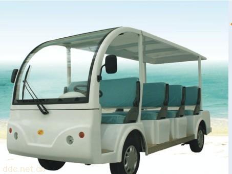 科容11座电动游览观光车