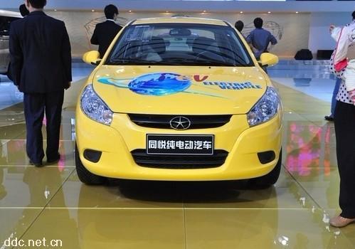 江淮电动汽车同悦电动版