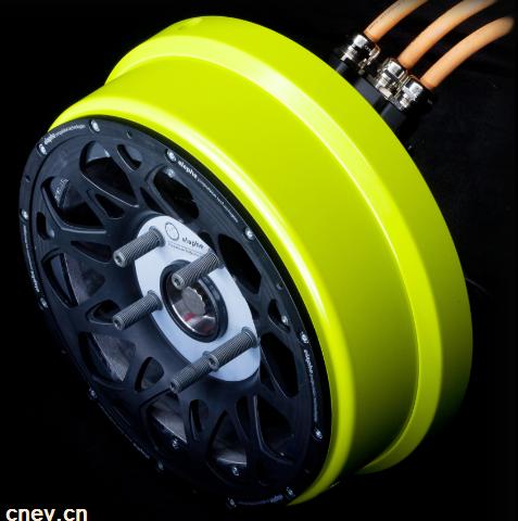 M700輪轂電機