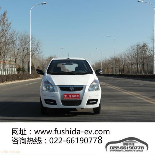 富士达特种车新产品纯电动汽车