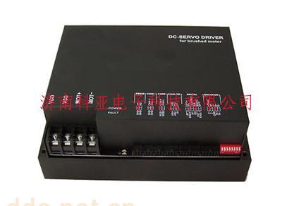 MMT-DC90DPS20AL直流伺服驱动器