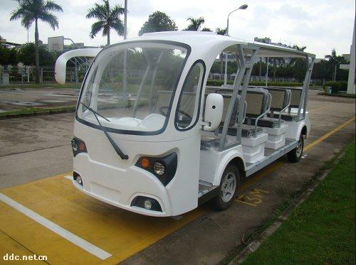 厂家价格新款十一座游览车