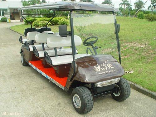 海南厂家直供八座高尔夫球车