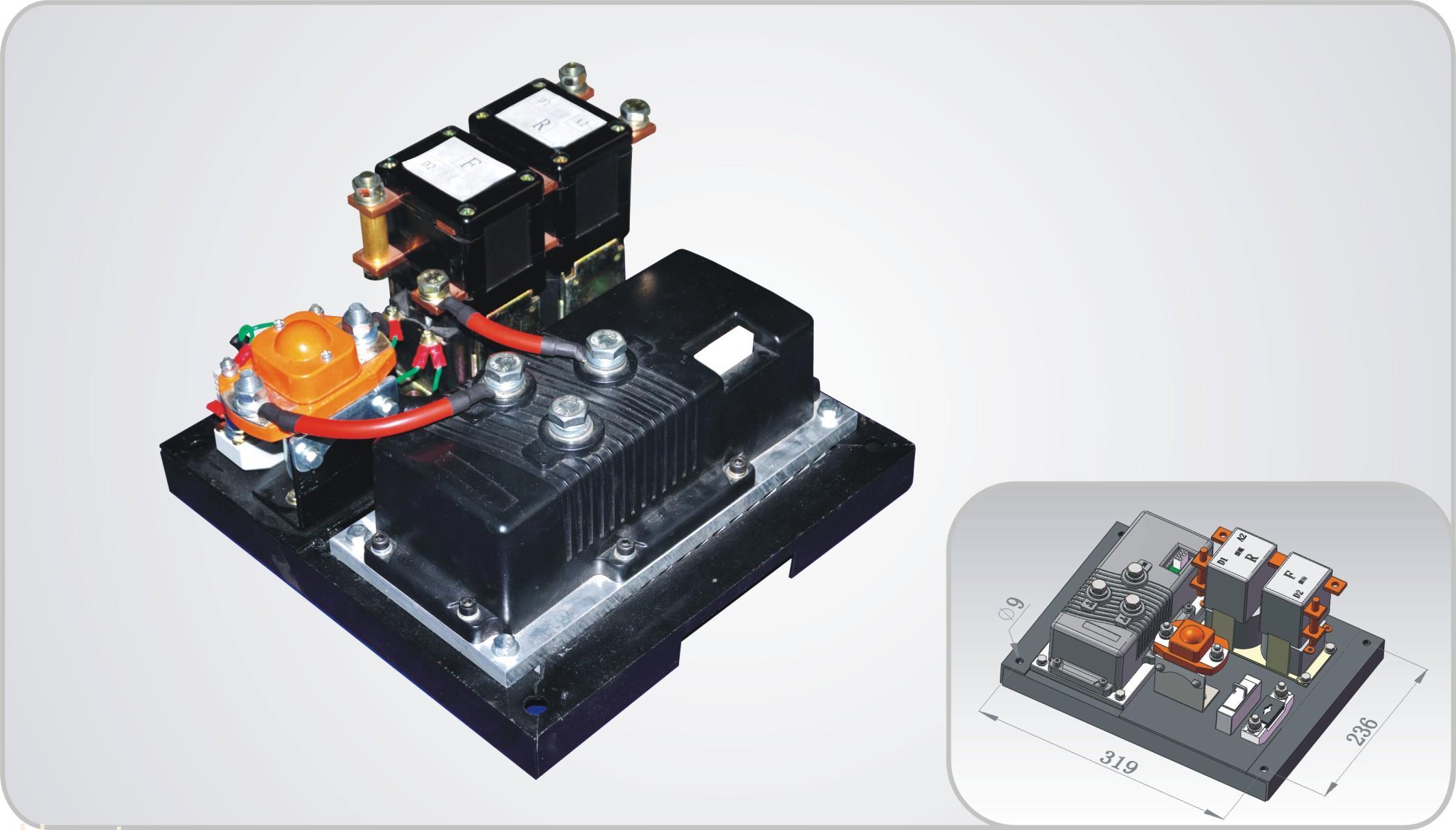 RAYW永磁无刷(直流无刷)电机控制器