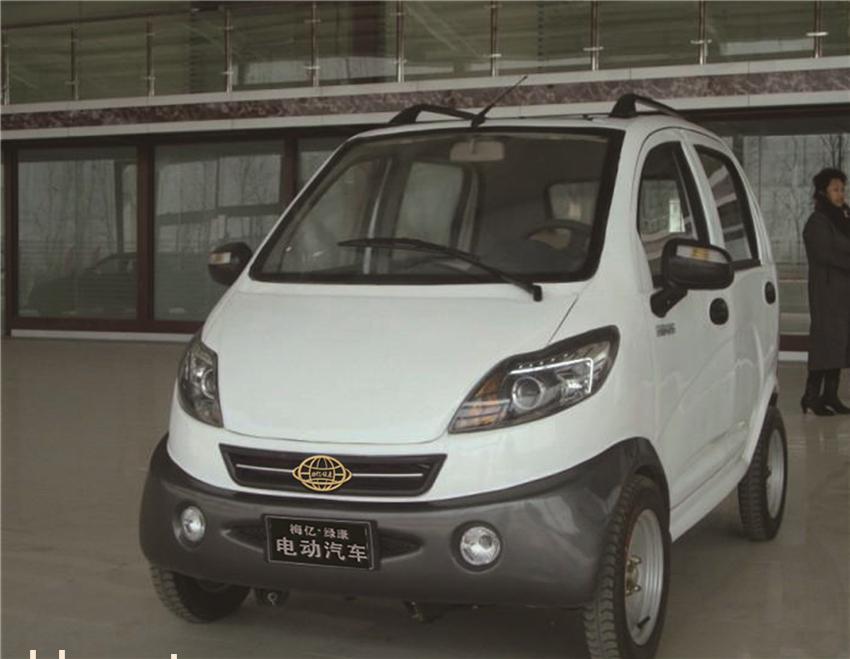 梅亿电动车-EM10电动汽车