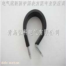 R型配线卡子,R型电缆卡子,青岛弘科