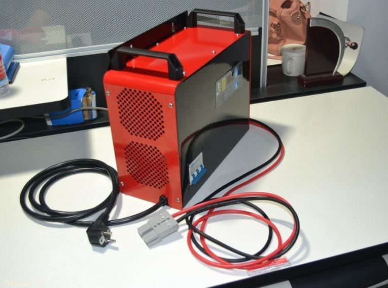 5KW 70A电动汽车充电机