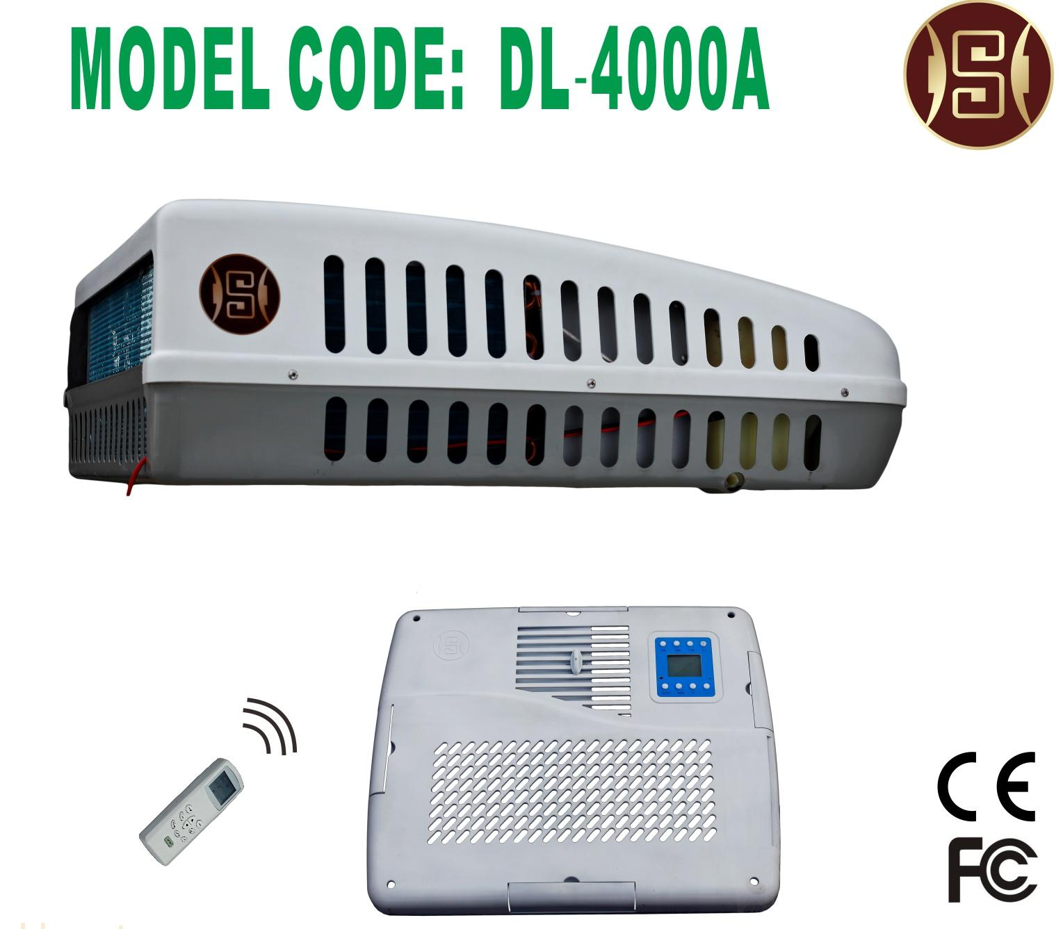 DL-4000AR1电动汽车空调
