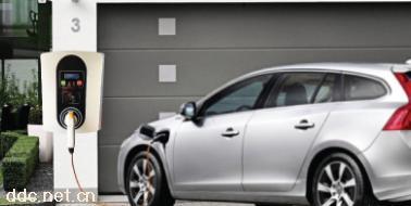电动汽车便携mini壁挂式充电机