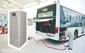 电动汽车智能大功率模块化充电机