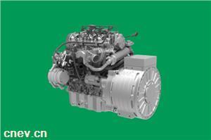 60KW增程動力系統