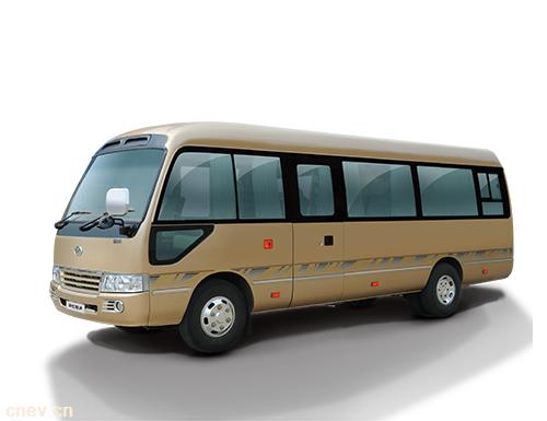 纯电动考斯特型商务车
