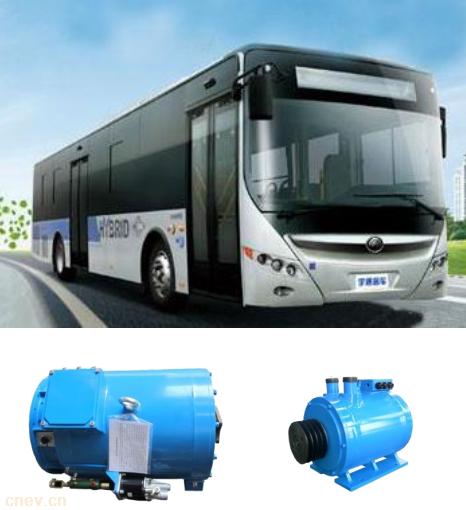KDS 混合动力大巴驱动电机