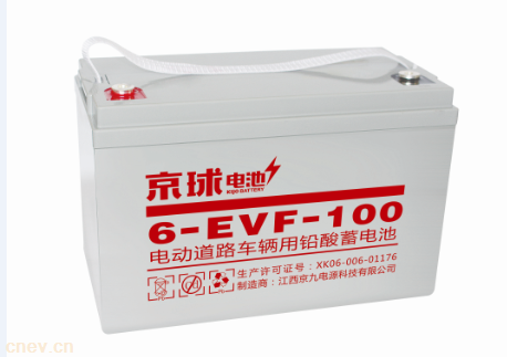6-EVF-100铅酸电池