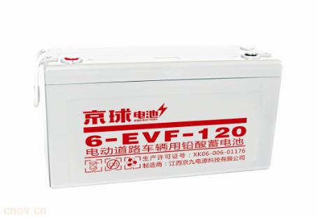 6-EVF-120铅酸电池