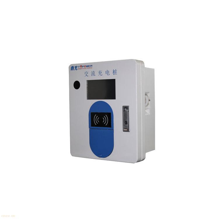 壁挂式充电桩-人机界面系统充电桩
