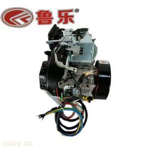 电动四轮增程器转子