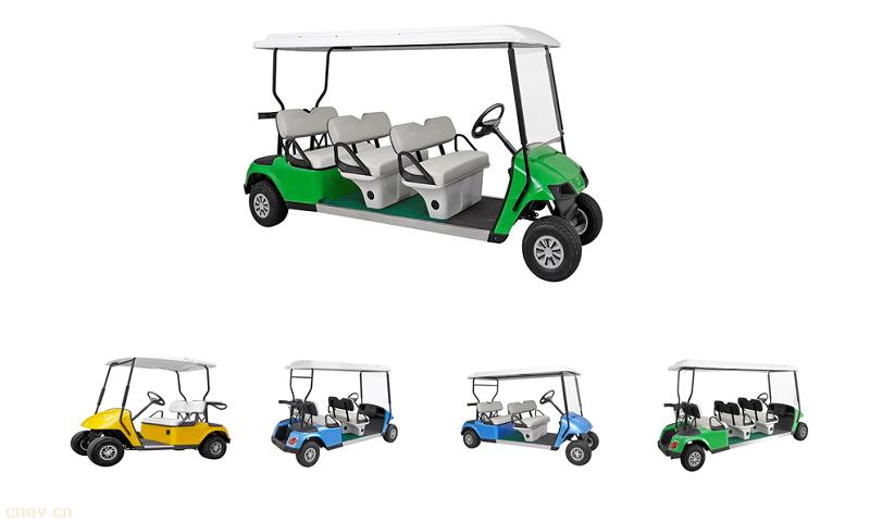 YN-D2-D8型高尔夫球车