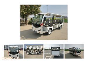 YN-D14B型开放式观光车